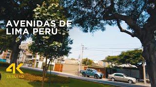 Un paseo por Lima Peru 2021