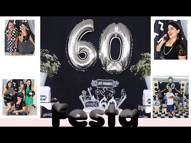Festa Anos 60 - Inspiração
