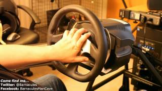 Thrustmaster T500RS Sparco Racing Steering Wheel Upgrade - Hub Adapter