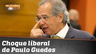 Choque liberal: as linhas e entrelinhas do discurso do ministro Paulo Guedes