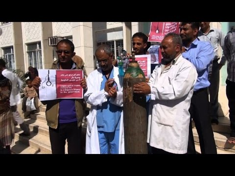 Main hospital in Yemen's Taez won't accept new patients