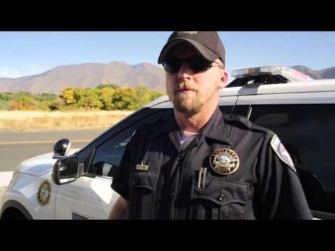 Spanish Fork Police Department Tribute 2015