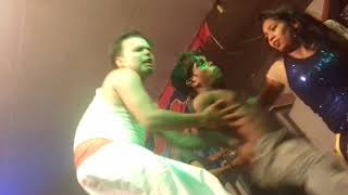 Aage ki soch soch mere chhaila aage ki soch. krishan puja arer.madhubani (2017)