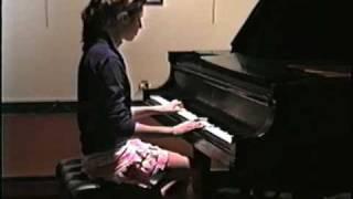 Dorothy ~ Student of Ralph Iossa - Sonata in C - Mozart