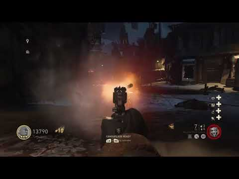 WW2 Zombies pack your weapons First then get your Tesla gun