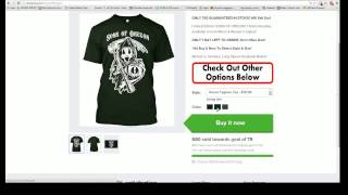 Teespring Case Study on How to make $,293 35 in 5 days thumbnail