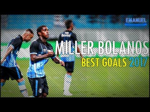 Miller Bolaños ● Best Goals & Skills ● Grêmio ● 2017 ● HD ●