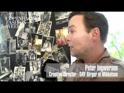 Peter Ingwersen, Creative Director, DAY Birger et Mikkelsen - Interview AW12