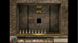 Nancy Drew: Tomb of the Lost Queen Part 13: Cat Tomb