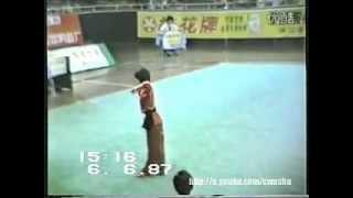 China Old-School Championships / JS - Zhang Hong Mei (Beijing Wushu Team)