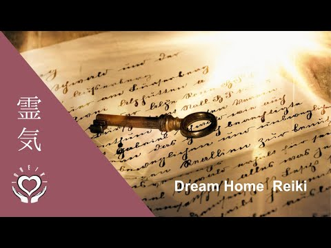 Reiki for Attracting & Manifesting a Dream Home | Law of Attraction & Manifestation