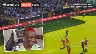 Download THINGS YOU DIDN'T SEE IN THE SIDEMEN FC VS YOUTUBE ALLSTARS CHARITY MATCH Mp3 and Videos