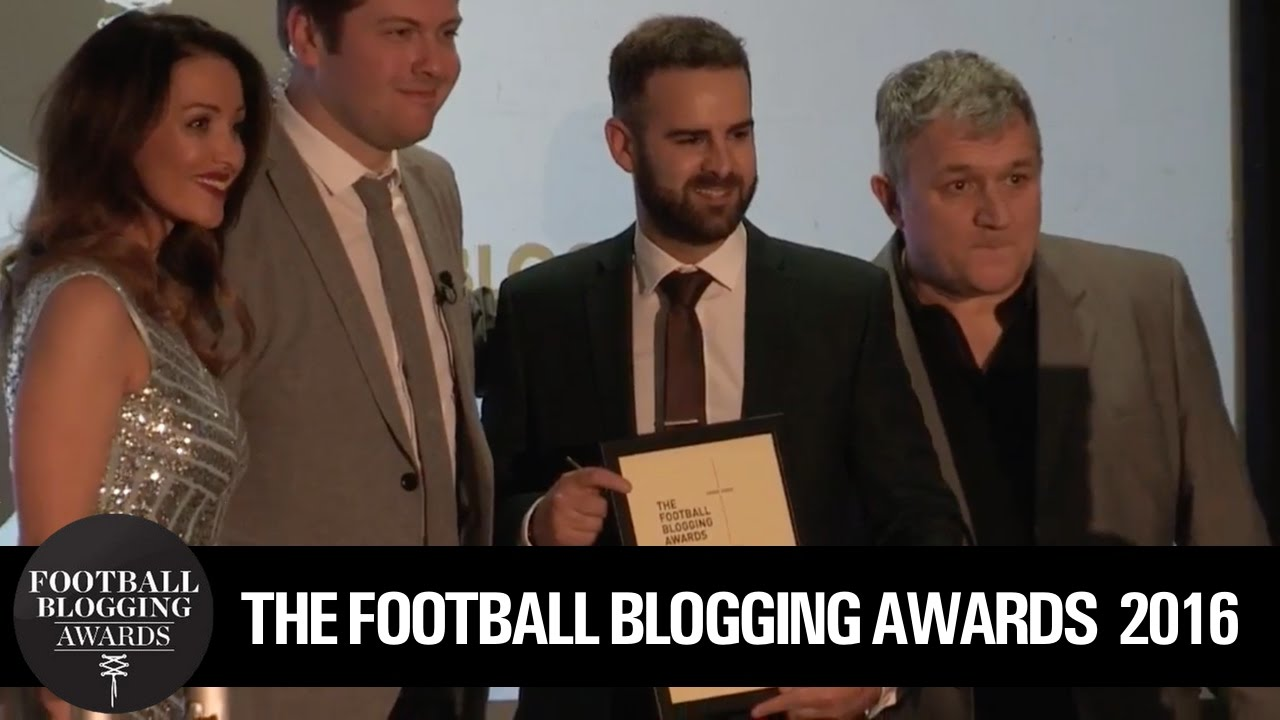 The Football Blogging Awards 2016