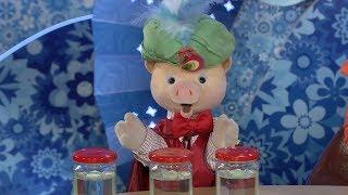 СПОКОЙНОЙ НОЧИ, МАЛЫШИ! - Волшебная вода - Кротик и Панда (Интересные мультфильмы для детей)