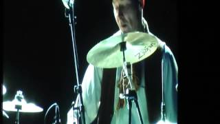 JETHRO TULL Drum Solo MUST SEE of SCOTT HAMMOND Greek Theatre I ROXX AMERICA