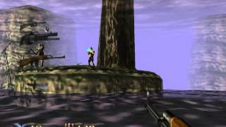 let s play turok dinosaur hunter 04 the other side of the jungle
