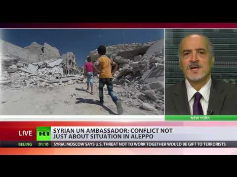 Syria will never be another Libya or Iraq - envoy to UN Bashar Jaafari (EXCLUSIVE)