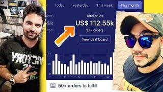 How Moonis Ali Make 1 Lakh USD Every Month With Dropshipping | Quality Discussion