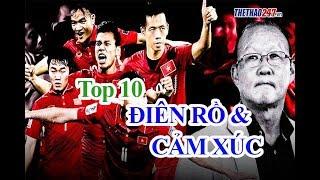 Top 10 trận đấu ĐIÊN RỒ nhất của Việt Nam: Văn Quyến, Công Vinh đến Quang Hải, Công Phượng
