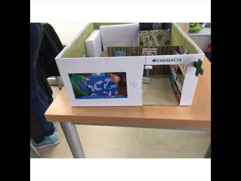 Maquetas farmacia 2015 youtube - Como hacer una maqueta de una casa ...