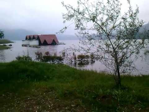 Lagunas de montebello cabañas
