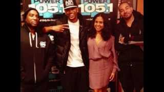 ON THE BREAKFAST CLUB treysongz  chapterv iNSTORES