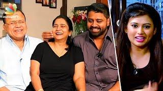 My Uncle Radharavi Is Sweetest Once You Know Him : Ike Interview   Sangili Bungili Kadhava Thorae
