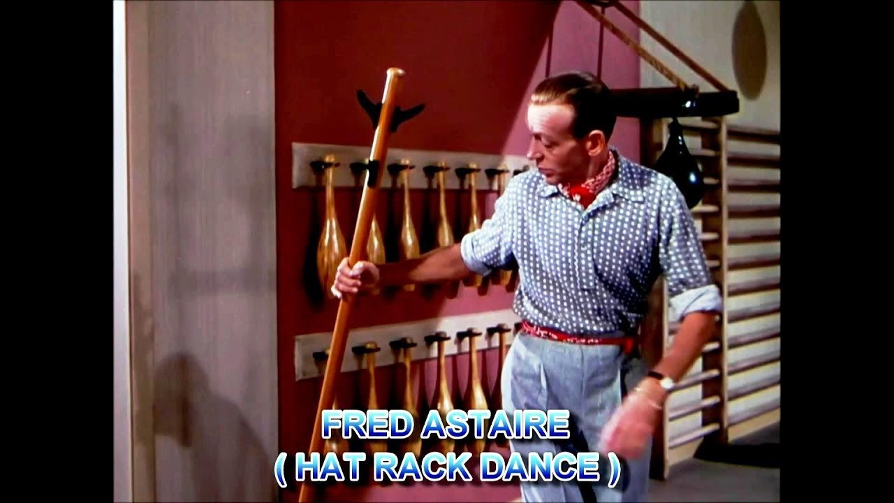 Fred Astaire Dances With Hat Rack – IOTW Report