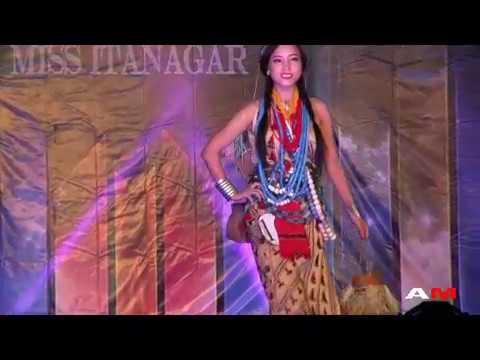 Miss Itanagar 2017 finale