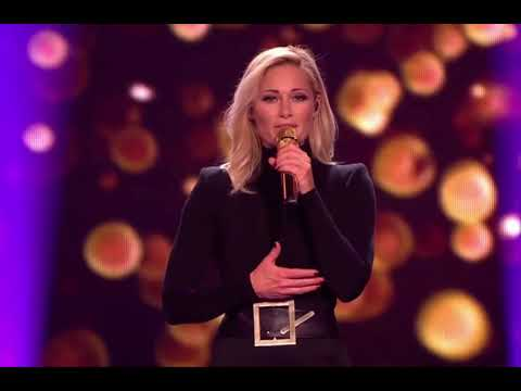 "Ben Zucker Duett Helene Fischer Show 2018 "" up where we belong "" Joe CockerHD"