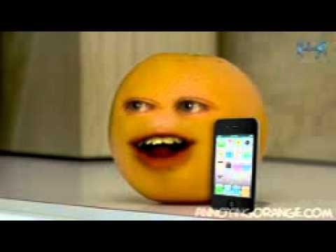 La Naranja Molesta - Volver al Fruturo (Español Latino) - YouTube