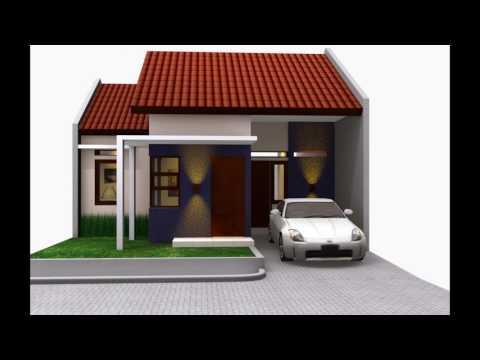 Desain Rumah Minimalis Type 21 terbaik