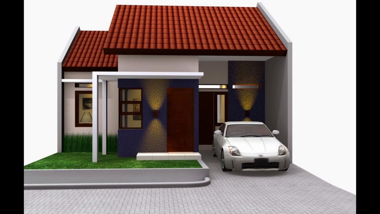Desain Rumah Minimalis Type 21 terbaik YouTube
