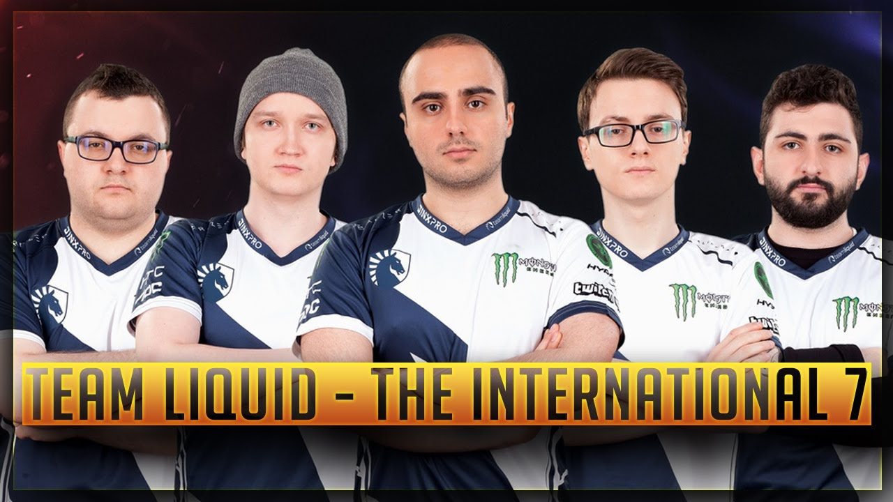 Image result for Liquid TI7
