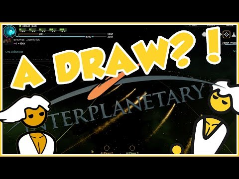 Interplanetary: Enhanced Edition : ITS A BLOODY DRAW! |