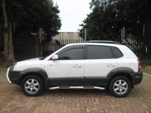 2005 Hyundai Tucson 27 V6 Gls 4x4 H Matic Auto For Sale On Auto