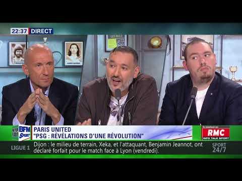 """After Foot du jeudi 19/04 – Partie 2/6 - Focus sur le livre """"PSG, Révélations d'une révolution"""""""