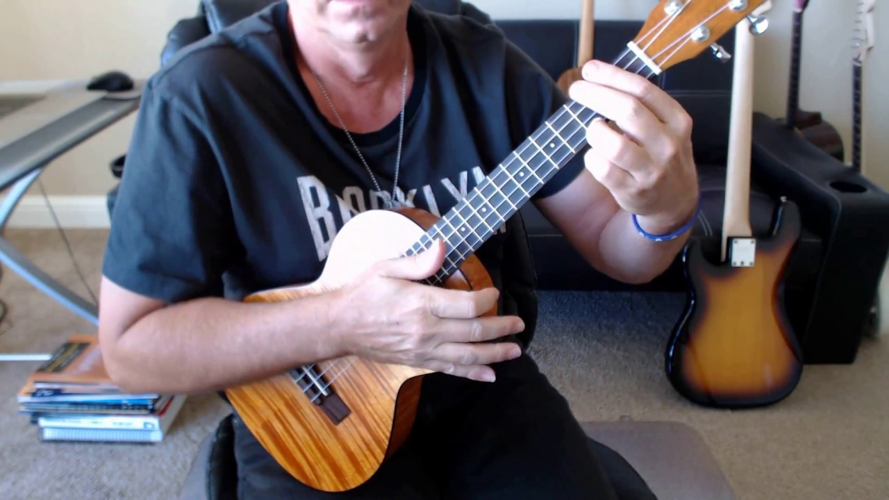 Don Ho Tiny Bubbles Ukulele Tab Preview Youtube