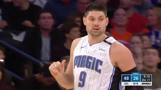 Orlando Magic vs New York Knicks : November 11, 2018