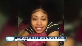 Ex-boyfriend charged in Milwaukee teen's shooting death