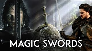 The Role of Magic Swords In Game of Thrones and Lord of the Rings