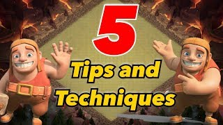 5 Easy Base-Building Tips to Stop Attackers! Clash of Clans