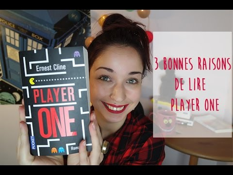 3 bonnes raisons de lire Ready Player One