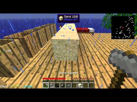 skyfactory 3 how to get redstone
