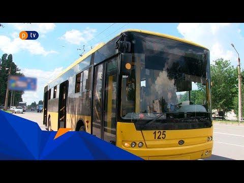 Полтавське ТБ: За зауваження – ножем у живіт: у Полтаві в тролейбусі поранили чоловіка