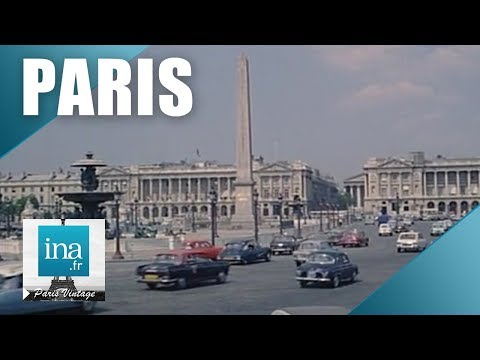 Vues de Paris en 1967 | Archive INA