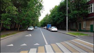 Сенежская улица. 28.06.2020 год. Москва.