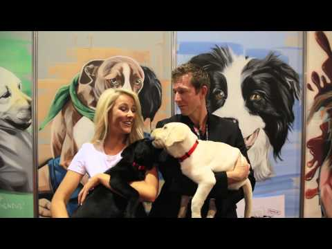 Highlight Video from 2014 Dog Lovers Show in Sydney. Features Candice Dixon from Saturday Disney