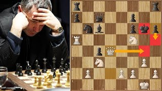 Can A Human Defend This? | Kramnik vs Ivanchuk | Candidates Tournament 2013. | Round 6