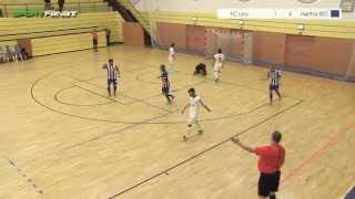 FC Liria gegen Hertha BSC Futsal – 4:9 – alle Tore im Überblick